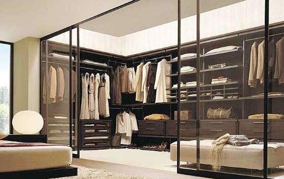 Cabina armadio elegante con o senza tubi quale comprare - Soluzioni per cabina armadio ...