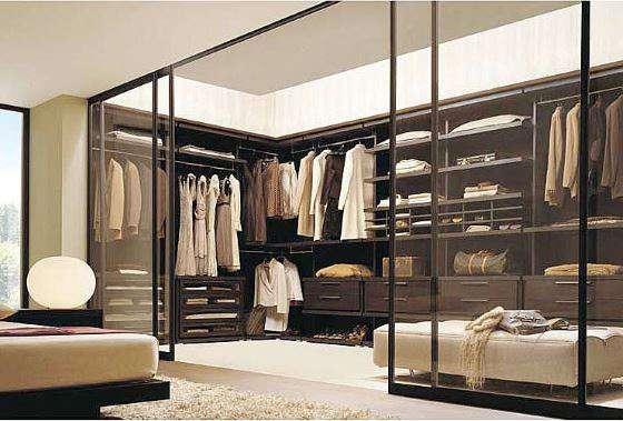 Cabina armadio elegante con o senza tubi quale comprare for Arredo cabina armadio