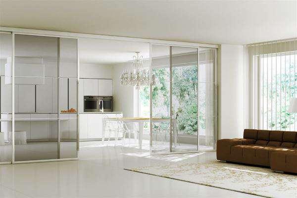 Cucina con soggiorno o ambienti separati open space - Cucine e salotti insieme ...