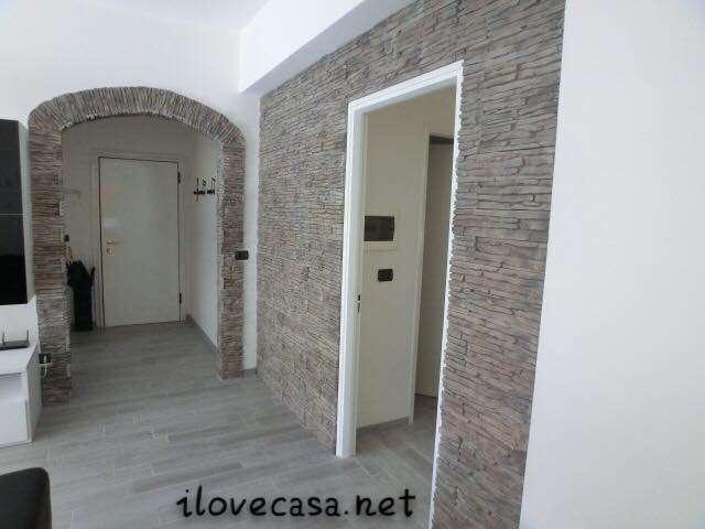 esempio parete in pietra
