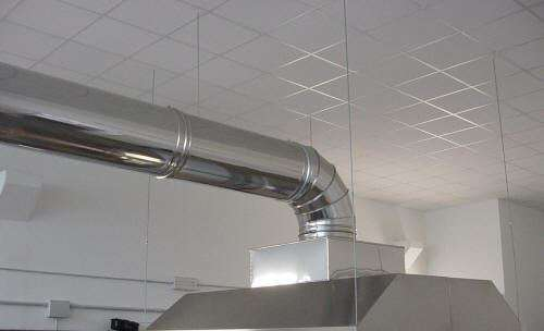 Tubo cappa acciaio inox termosifoni in ghisa scheda tecnica for Cappa acciaio