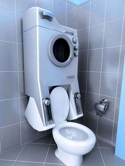 Come arredare casa piccola moderna fai da te idee consigli - Arredare bagno grande ...