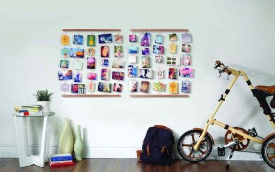 Portafoto singolo multiplo digitale bello originale prezzi offerte - Porta tv originali ...