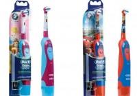 Come far lavare i denti a un bambino: la risposta è lo spazzolino elettrico