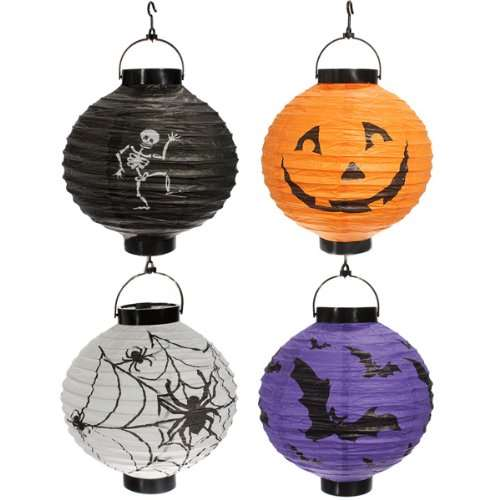 lanterne carta halloween