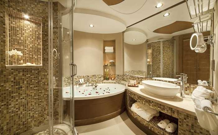 bagno hotel lusso