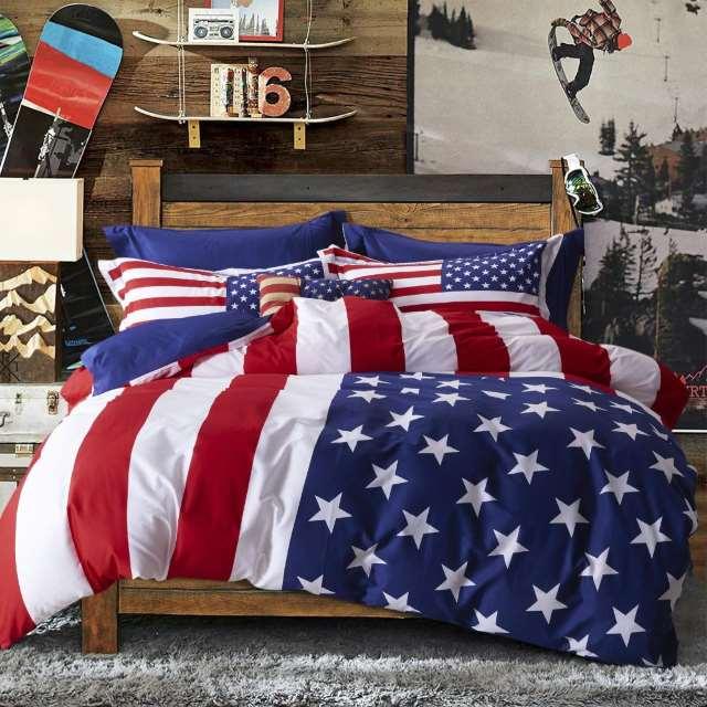 Camere da letto americane idee per il design della casa - Letto all americana ...