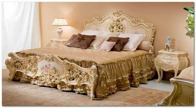 Come arredare camera da letto mobili accessori moderna - Testate letto imbottite classiche ...