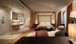 Camere da letto hotel di lusso: come dovrebbero essere