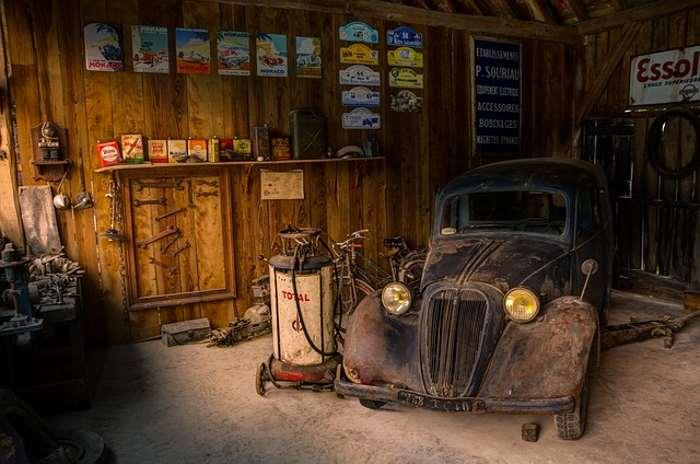 Come arredare il garage idee consigli mobili utensili - Utensili casa ...