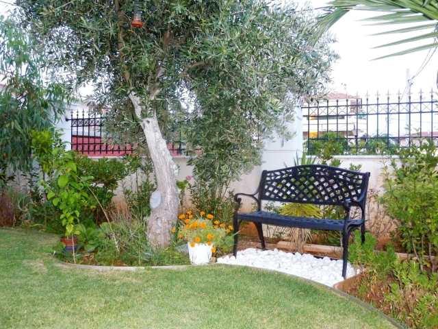 giardino in stile antico