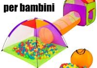 Idee giochi da fare e comprare per bambini in casa