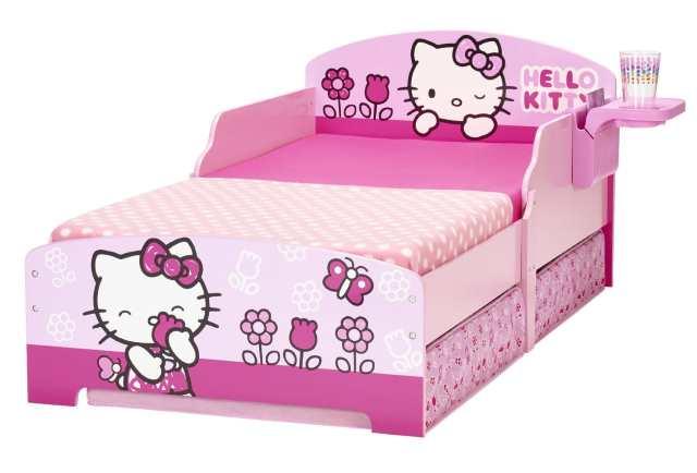 letto hello kitty