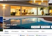 Idee casa pagine Facebook: esempi di mobili arredamento, design e riviste