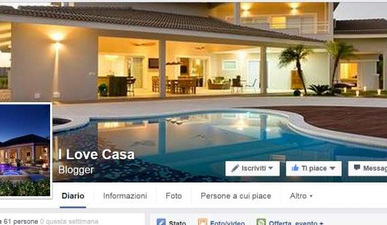 Idee casa facebook design riviste mobili giardino esempi arredamento