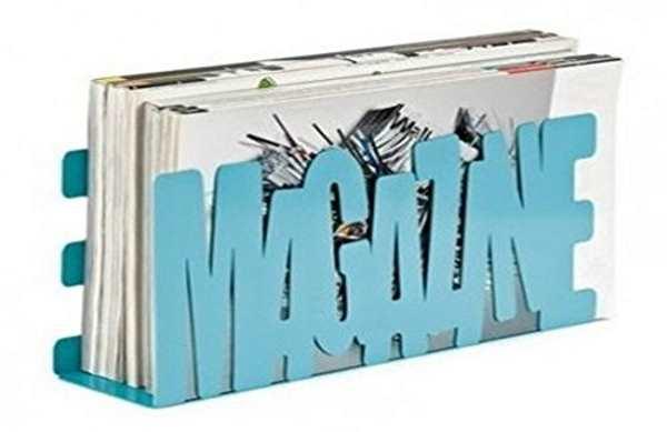 porta riviste magazine design