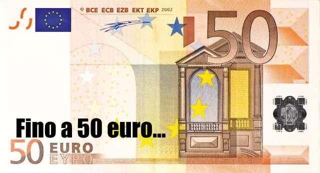 regali fino a 50 euro
