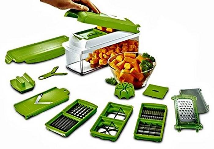 Taglia verdure frutta cubetti affettatutto prezzi offferte for Frutta online