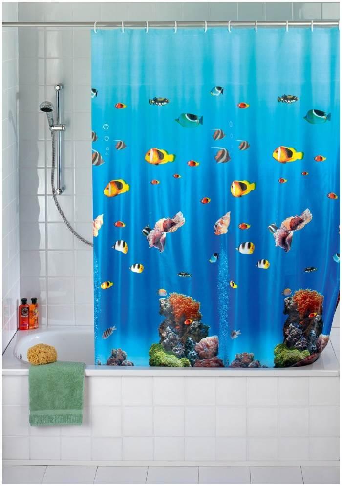 Tende box doccia parete vetro per vasca da bagno quale - Piccola vasca da bagno ...