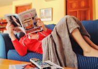 Come rilassarsi in casa