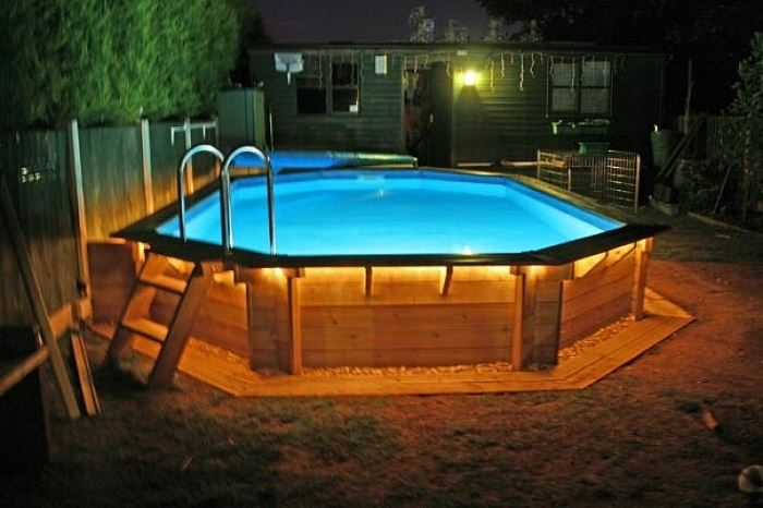 Migliori piscine minipiscine da giardino interrate fuori - Piscine da comprare ...
