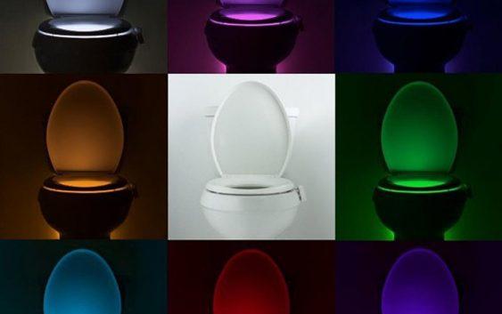 Luci led water wc casa sensore di movimento prezzo offerte come